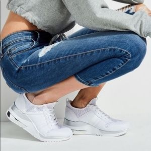 Guess Jori Quattro G Knit Sneakers